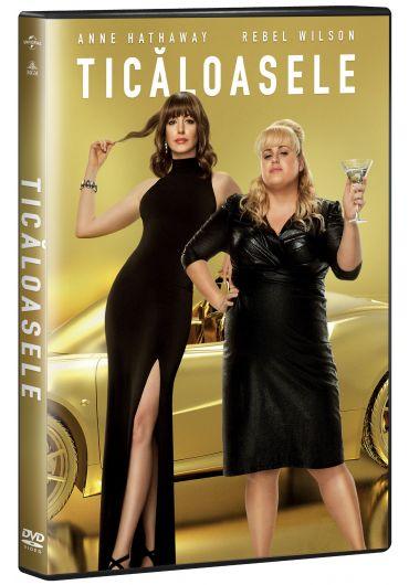 Ticaloasele DVD