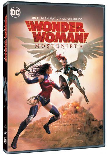 Wonder Woman - Mostenirea DVD