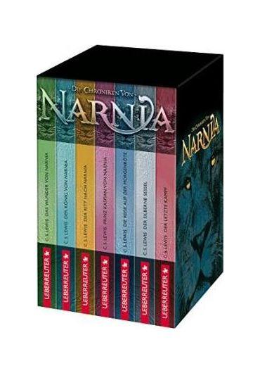 Die Chroniken von Narnia. Gesamtausgabe im Schuber TB