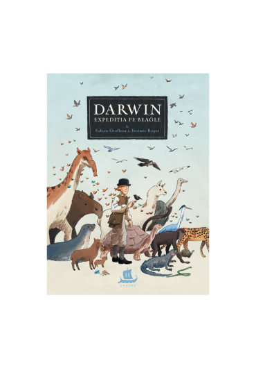 Darwin - Expeditia pe Beagle
