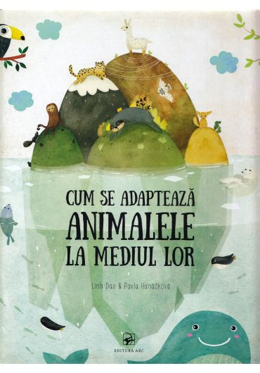 Cum se adapteaza animalele la mediul inconjurator