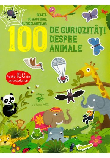100 de curiozitati despre animale