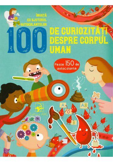 100 de curiozitati despre corpul uman