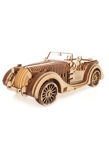 Puzzle 3D lemn - Dream Cabriolet VM-05