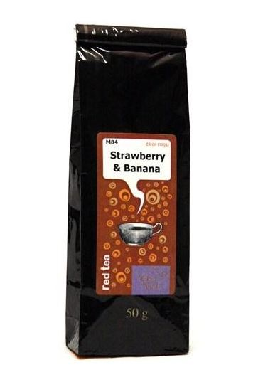 Ceai Strawberry Banana M85