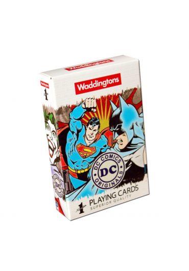 Carti de joc Waddingtons - DC Comics Retro
