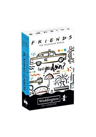 Carti de joc Waddingtons - Friends
