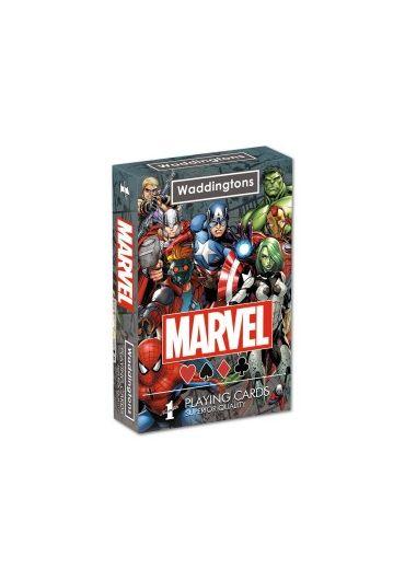 Carti de joc Waddingtons - Marvel