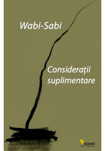 Wabi-sabi. Consideratii suplimentare