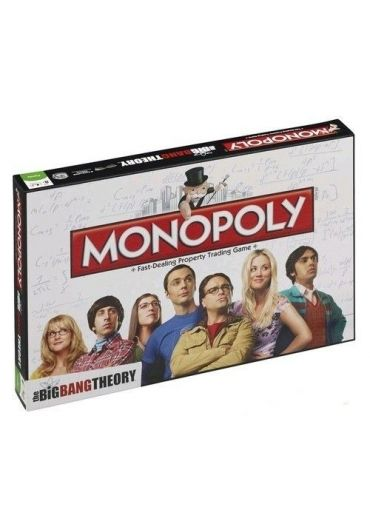 Joc Monopoly - Teoria Big Bang-ului