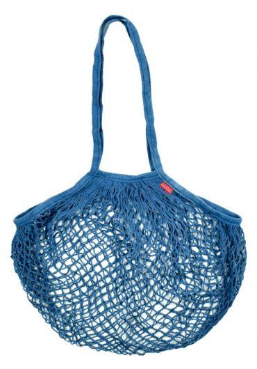 Sacosa - Cotton Mesh - Blue