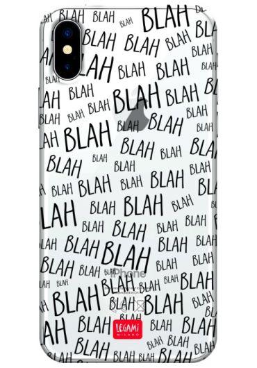 Carcasa de Iphone X/XS - Blah Blah