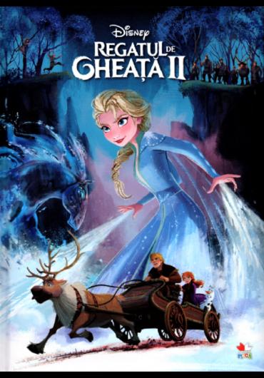 Disney. Regatul de gheata II. Povestea filmului