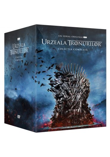 DVD Pachet Urzeala Tronurilor Colectia completa
