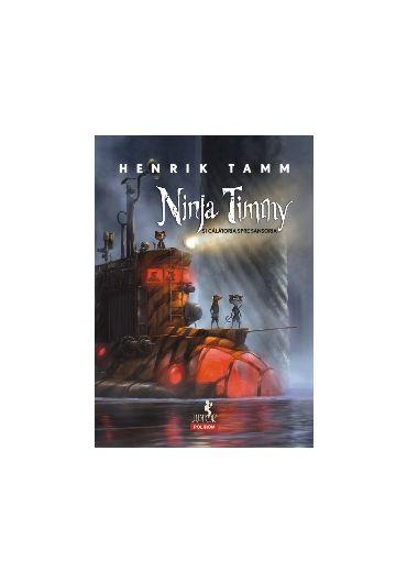Ninja Timmy si calatoria spre Sansoria