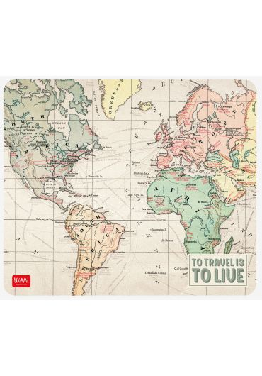 Mouse Pad - Travel