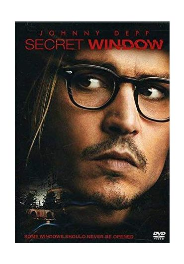 Secret Window/Fereastra secreta DVD