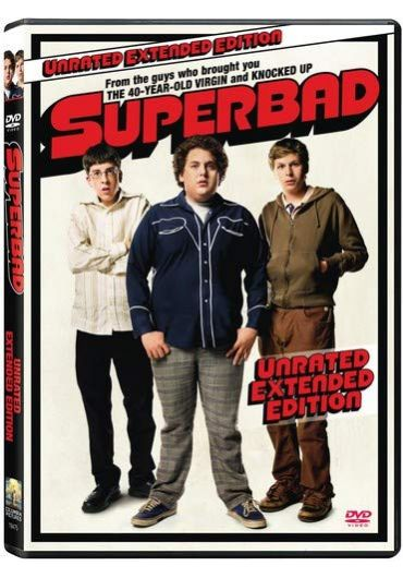 Superbad - Unrated Extended Edition/Super-rai DVD