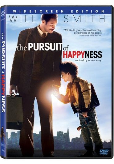 The Pursuit of Happyness/In cautarea fericirii DVD