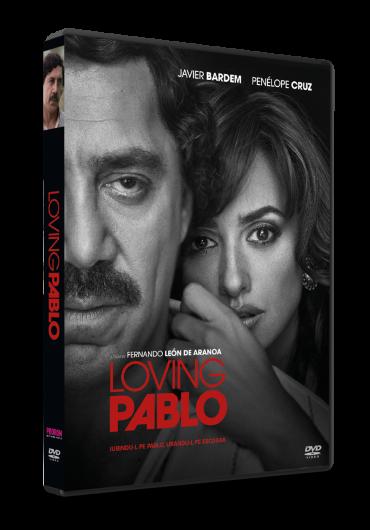 Loving Pablo/Iubindu-l pe Pablo, urandu-l pe Escobar DVD