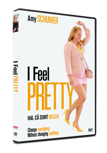 I Feel Pretty/Hai, ca sunt belea! DVD