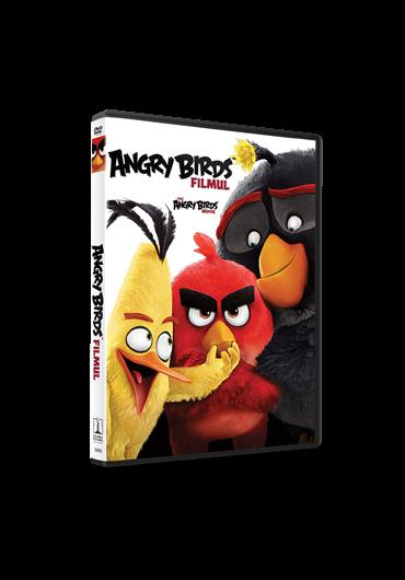 The Angry Birds Movie/Angry Birds Filmul DVD