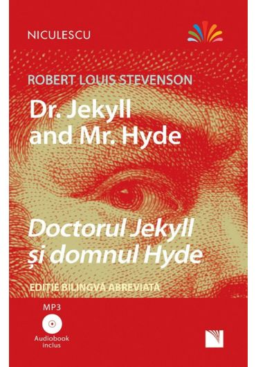 Dr. Jekyll and Mr. Hyde/Doctorul Jekyll si domnul Hyde + CD