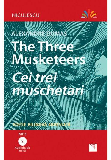 The Three Musketeers/Cei trei muschetari + CD