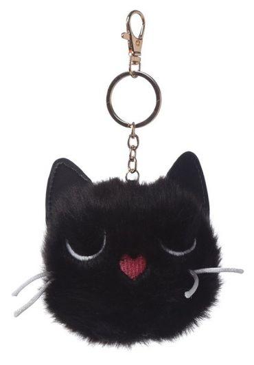 Breloc - Feline Fine Cat Pom Pom