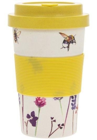 Cana de voiaj - Bamboo Busy Bees