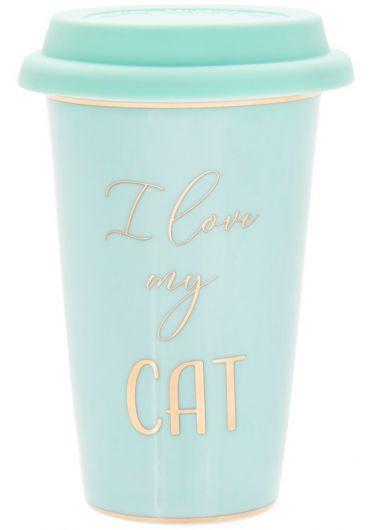 Cana de voiaj - Let's Party Cat