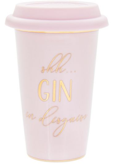 Cana de voiaj - Let's Party Gin