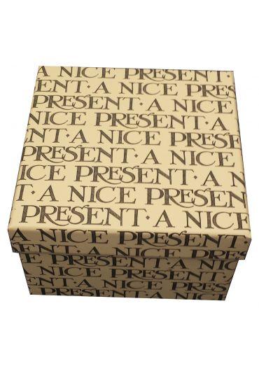 Cutie cadou 3/4 medie - Emma Bridgewater a Nice Present