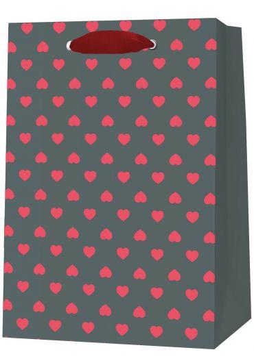Punga cadou XL - Hearts