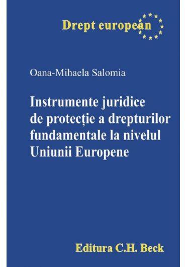 Instrumente juridice de protectie a drepturilor fundamentale la nivelul Uniunii Europene