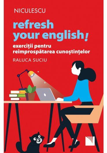 Refresh your english!