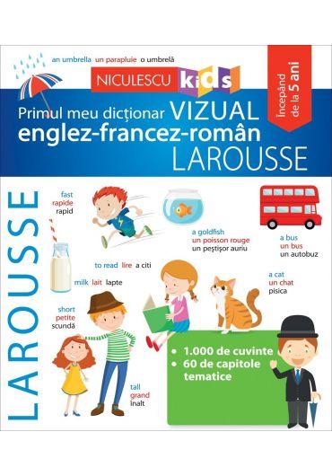 Primul meul dictionar vizual englez-francez-roman