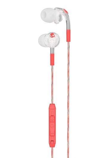 Casti Skullcandy Bombshell Mash-up Clear Coral