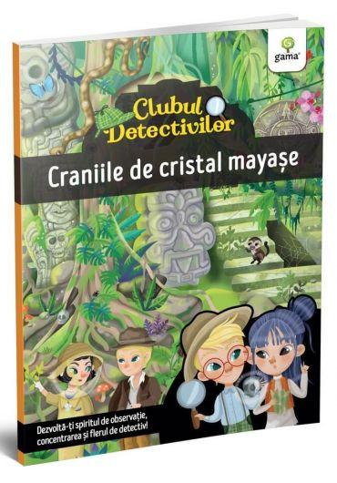 Craniile de cristal mayase