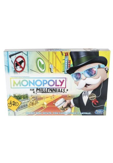 Joc Monopoly Millennials