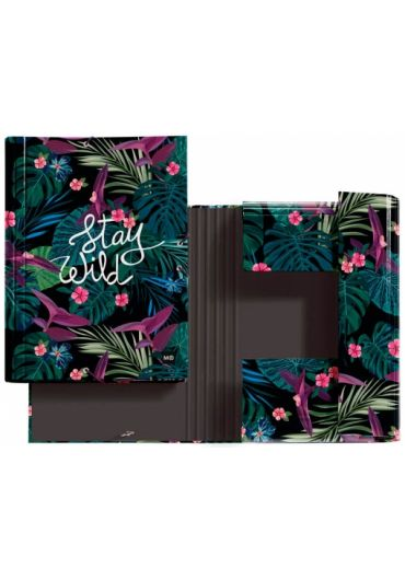 Mapa carton tip plic Stay Wild