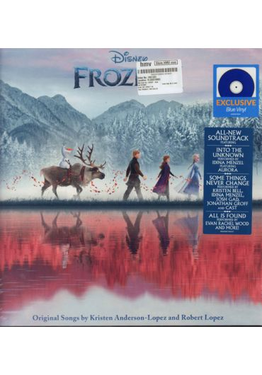 Kristen Anderson-Lopez And Robert Lopez – Frozen II (VINIL)