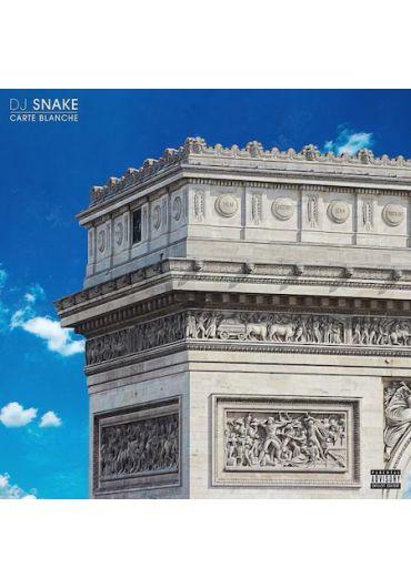 DJ Snake - Carte Blanche - CD