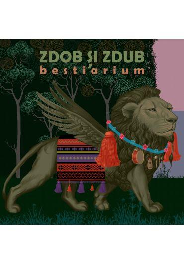 Zdob si Zdub - Bestiarium CD