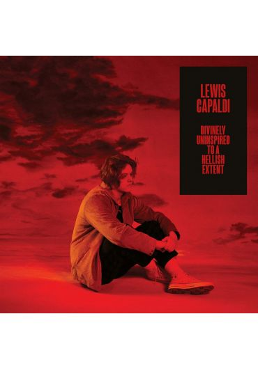 Lewis Capaldi - Divinely Uninspired to a Hellish Extent CD