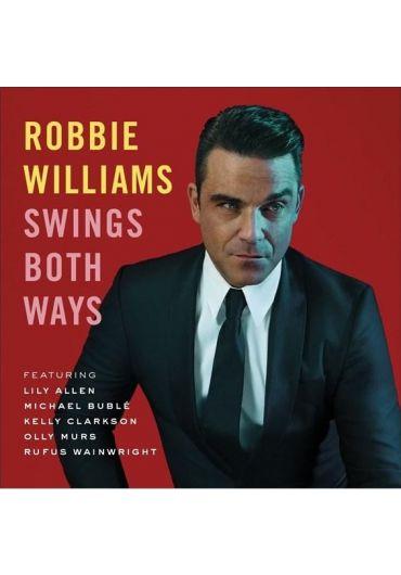 ROBBIE WILLIAMS - SWINGS BOTH WAYS: DELUXE EDITION CD