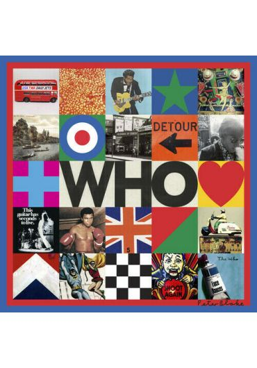 The Who - Gram The Who - Vinyl