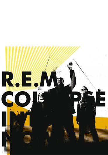 R.E.M - Collapse into now - CD