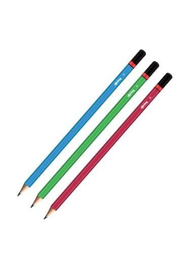 Creion lemn HB