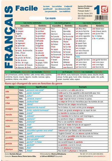 Pliant Francais facile 1